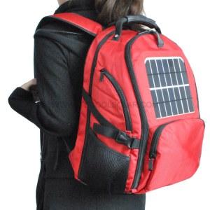 How Solar-powered Backpacks Work?