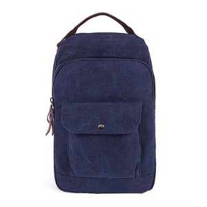Canvas backpack-008