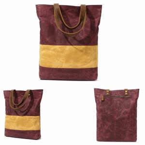 Canvas tote bag-18009