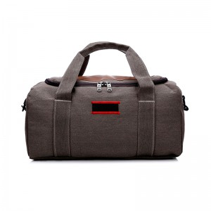 Canvas travel bag-19008